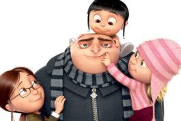 Hantu Baca Film Animasi Terbaik Piala Oscar Tontonan Keluarga Despicable Me