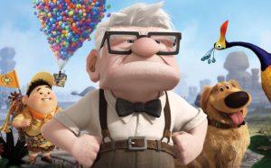 Hantu Baca Film Animasi Terbaik Piala Oscar Tontonan Keluarga Film Animasi Up