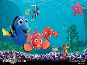 Hantu Baca Film Animasi Terbaik Piala Oscar Tontonan Keluarga Finding Nemo