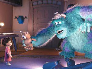 Hantu Baca Film Animasi Terbaik Piala Oscar Tontonan Keluarga Monster Inc