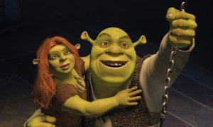 Hantu Baca Film Animasi Terbaik Piala Oscar Tontonan Keluarga Shrek