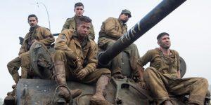 hantu baca Film Perang Terbaik di Perang DUNIA II Berdasarkan Kisah Nyata FURY