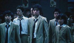 Film Jepang Terbaik BATTLE ROYALE
