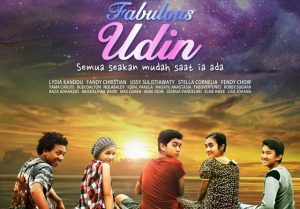 hantu baca THE FABULOUS UDIN