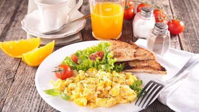 jangan lupa sarapan setiap pagi