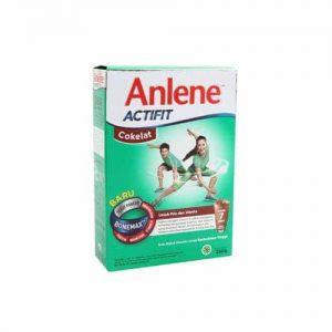 Anlene Actifit susu untuk tulang