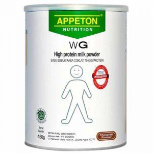 Appeton Weight Gain Adult susu penambah berat badan terbaik