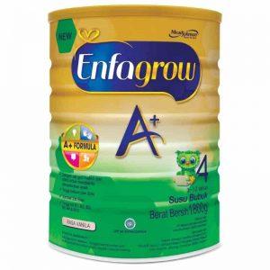 Enfagrow A+ 4 susu kalengan bagus untuk anak