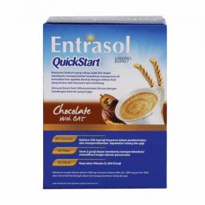 Entrasol Quickstart untuk diet