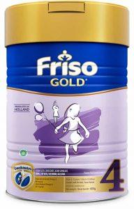 Friso Gold 4 susu anak menambah berat badan
