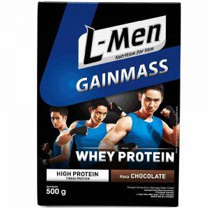 L-Men Gain Mass penambah berat badan pria dewasa