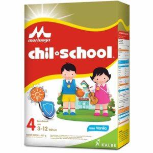 Morinaga Chil School Sinbiotic merk sering mucul di tv