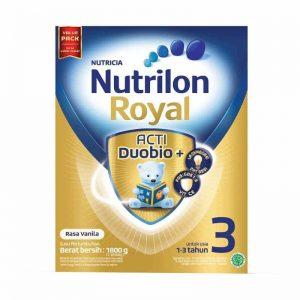 Nutrilon Royal Pronutra 3 susu bubuk terbaik
