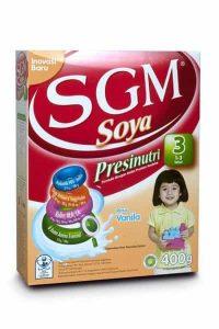 SGM Soya Presinutri 3 susu formula anak