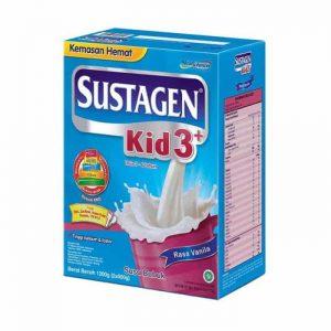 Sustagen Kid 3+ susu penambah berat badan anak