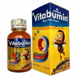 Vitabumin madu ikan berat badan