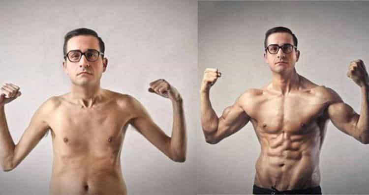 cara membuat badan berisi dengan cepat dan mudah