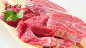 makanan penambah berat badan daging merah