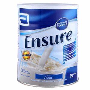 merk susu penambah berat badan Ensure Vanilla