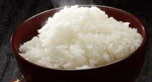 nasi putih wajib masyarakat indonesia