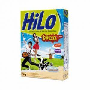 susu Hilo Teen