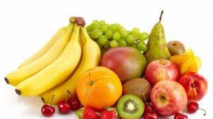 tips gemuk makan buah buahan
