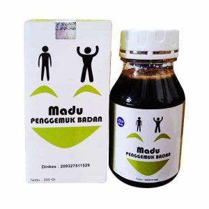 vitamin penambah berat badan Madu Penggemuk Badan (AL Mabruroh)