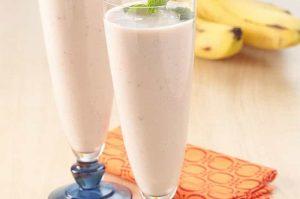 Pisang Susu Yoghurt minuman penambah berat badan