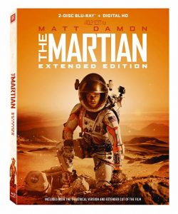 The Martian (2015) petualangan luar angkasa