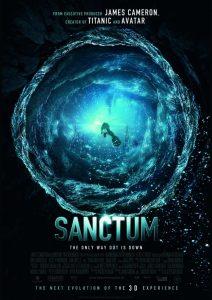 film petualangan dasar laut terbaik Sanctum (2011)