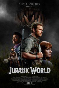 film petualangan dinausaurus Jurassic World (2015)