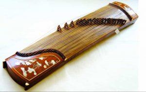 Alat Musik Tradisional Kecapi indonesia