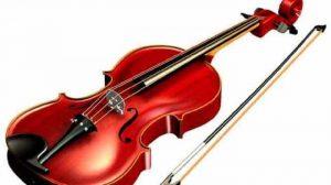 alat musik modern biola