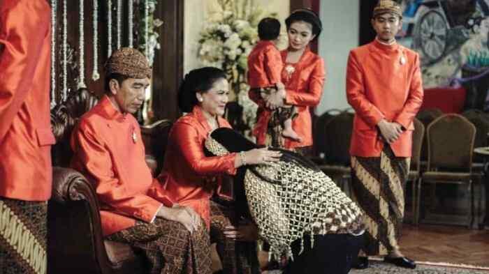 Sungkeman pernikahan surabaya